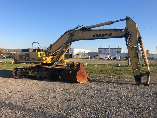 Absolute Equipment Auction
