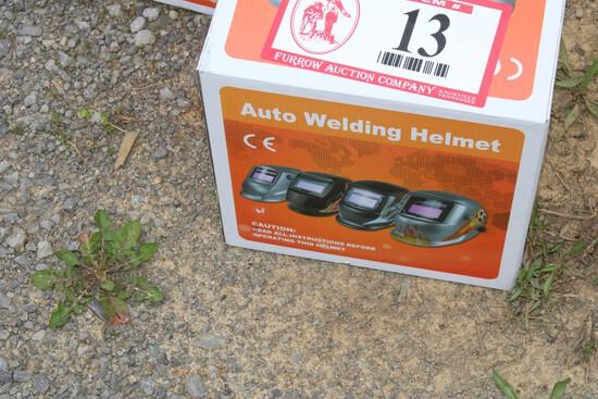 Welding Helmets Auto Darkening
