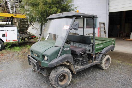 Polaris Mule 4010 Side by Side