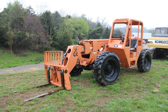 Lull-644-D-34 Highlander Forklift