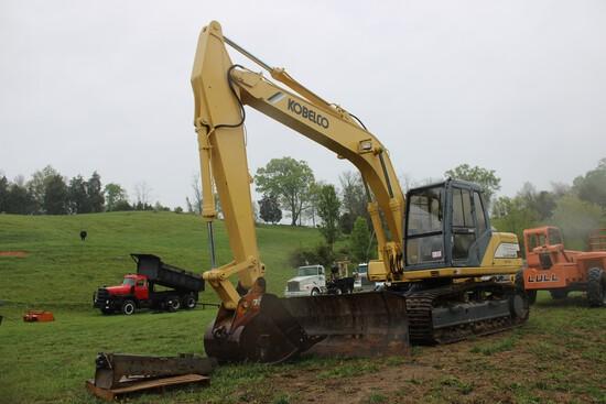 Kobelco ED 180 Blade Runner Excavator