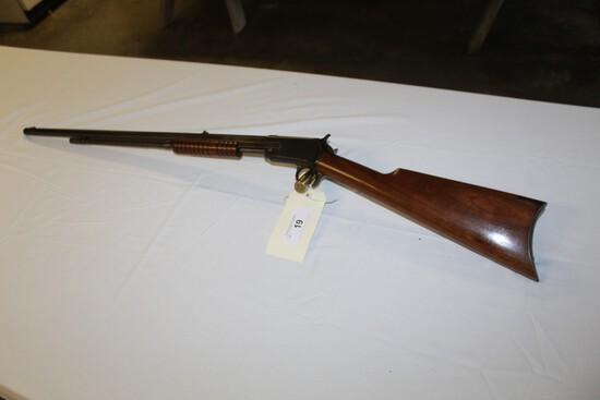 Winchester Model 1890 .22 Pump Octagon Barrel