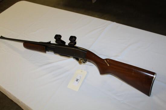 Remington Gamemaster Model 760 Pump Action .300 Savage