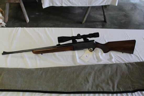 Browning BAR .243 w/ 3X-9X Redfield Tracker