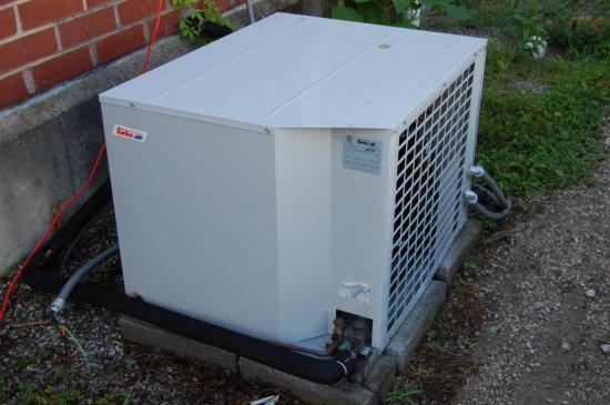 Kysor Walk-In 40,000lb Cooler