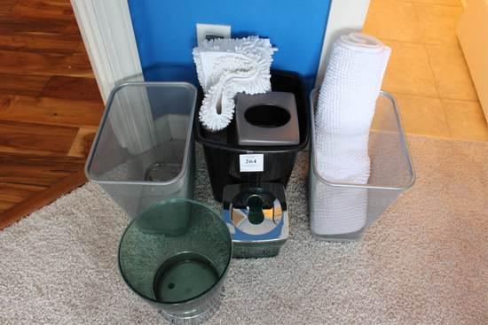 Nine Bath Related Items