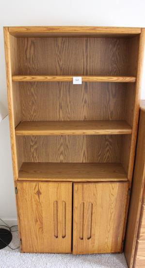 Bookshelf Cabinet