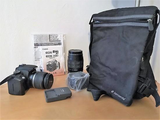 Canon Eos Rebel Xt Digital Camera