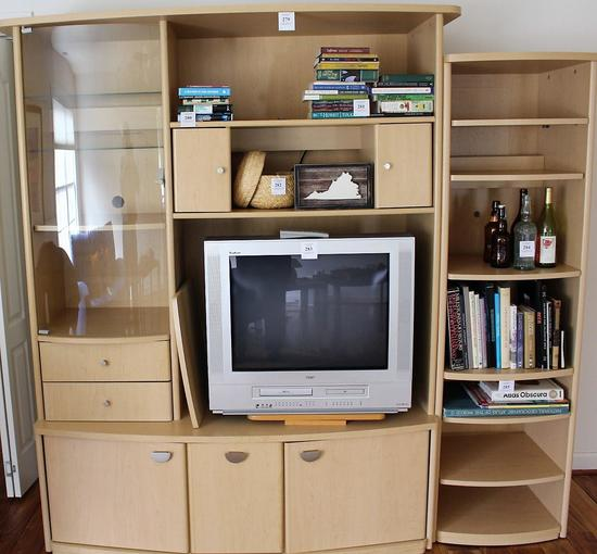 Sectional Display / Bookcase