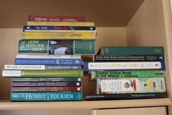 Nineteen Books