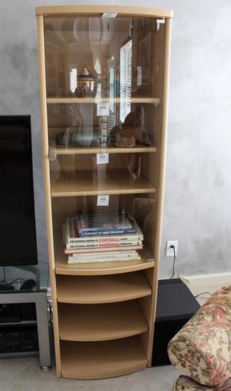 LIGHTED BOOK / DISPLAY CASE