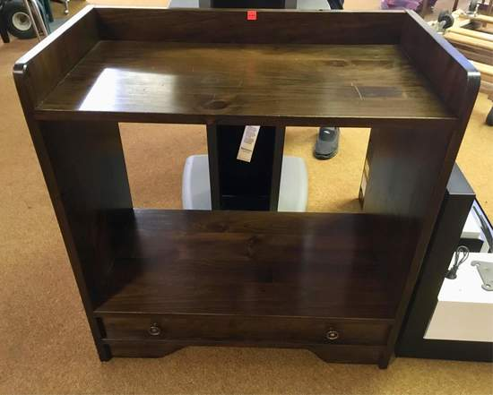 Mohawk Solid Wood TV Stand