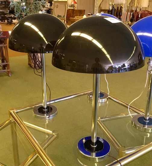 Pair Of Mid-century Lamps
