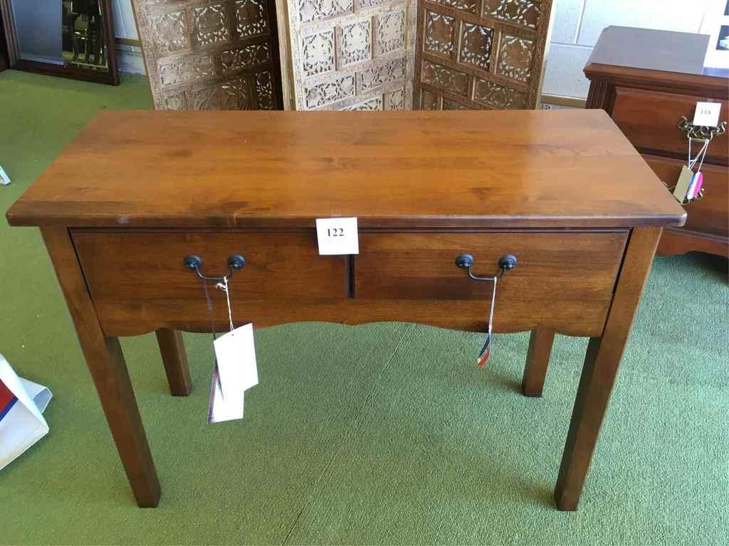 Wooden Foyer / Sofa Table