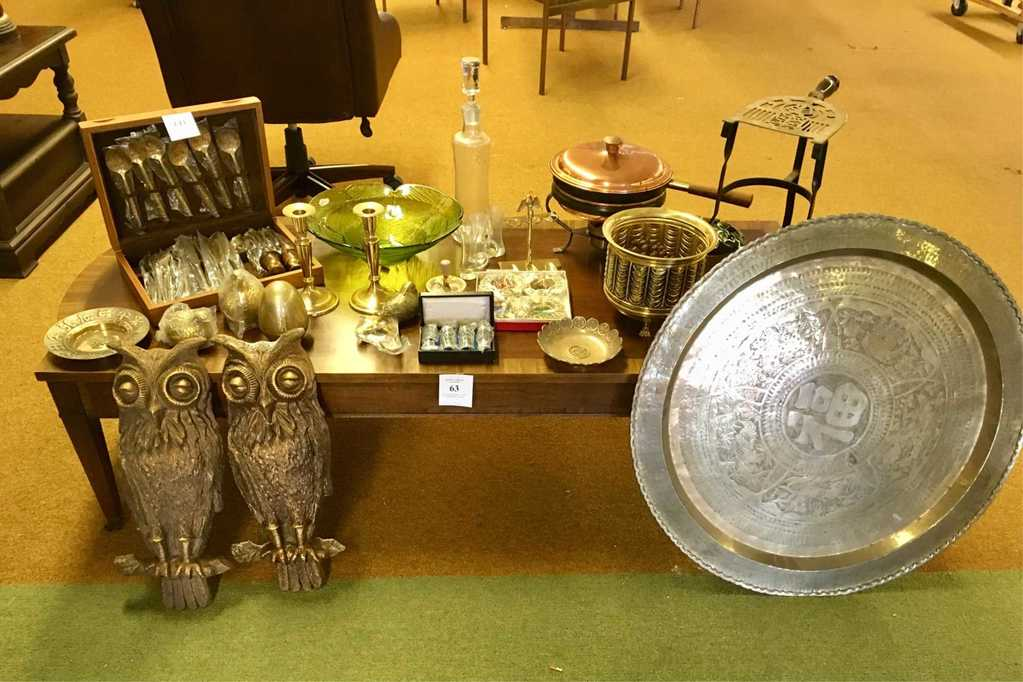Large Assortment Of Decoratives
