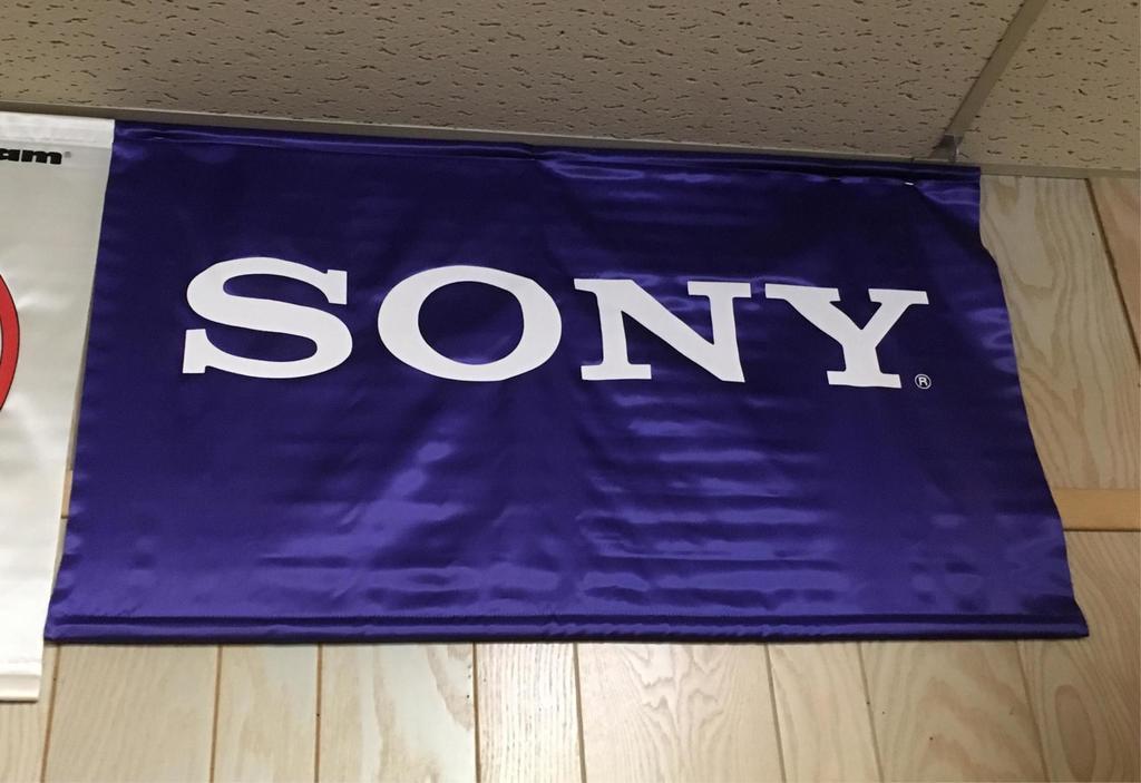 Sony Advertising Banner