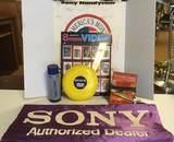 6 Pcs - Various Sony Items