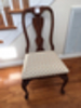Queen Anne Styled Side Chair