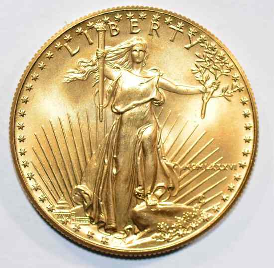 NEW YEAR COIN AUCTION