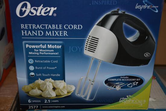 OSTER HAND MIXER