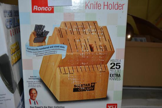 RONCO KNIFE BLOCK