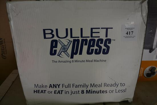 BULLET EXPRESS 8 MIN MEAL MACHINE