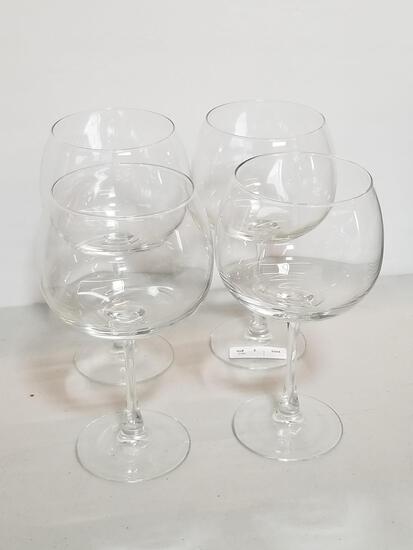 SET OF 4 BLOOM WINE GLASS