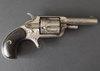 UNION JACK NO.8 .32 RIMFIRE SPUR TRIGGER REVOLVER