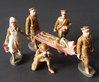 COMPOSITION ELASTOLIN BRITISH TOY SOLDIERS