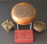 COLLECTION OF ASIAN ANTIQUES