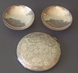JAPANESE STERLING SILVER
