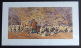 ROBERT LOUGHEED LE SIGNED & NUMBERED PRINT
