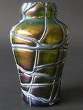 PALME KONIG ART GLASS VASE