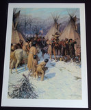 TOM LOVELL LE SIGNED & NUMBERED PRINT