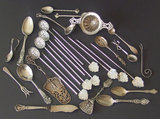 COLLECTION STERLING FLATWARE