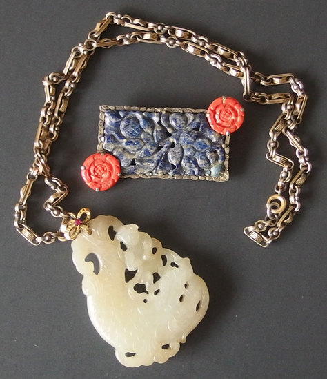 ANTIQUE CHINESE JEWELRY