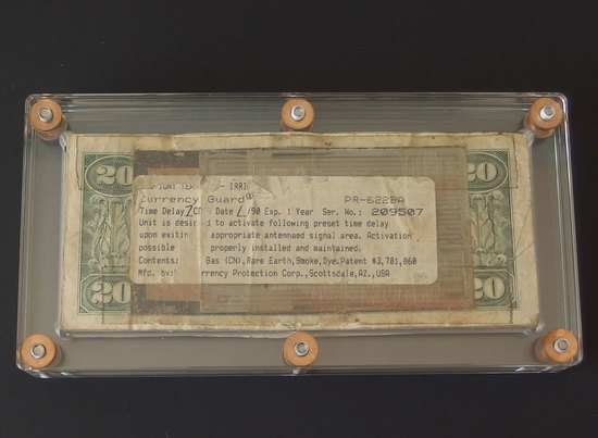 DEACTIVATED $20 $2000 BUNDLE EXPLODING DYE PACK