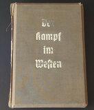 GERMAN WW II STEREOVIEW BOOK