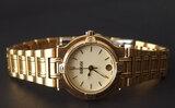 GUCCI 9200L GOLD PLATED LADIES WATCH W/BOX