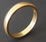 ANTIQUE 18KT GOLD WEDDING BAND
