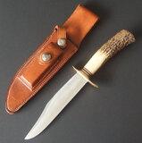 VINTAGE RANDALL MODEL 12-6 SPORTSMAN'S BOWIE KNIFE