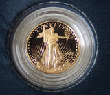 2005 $5 1/10 oz AMERICAN EAGLE GOLD COIN PROOF