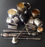 ANTIQUE STERLING COLLECTION