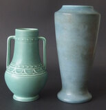 ROOKWOOD PRODUCTION VASES (2)