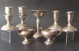 STERLING SILVER HOLLOWWARE COLLECTION