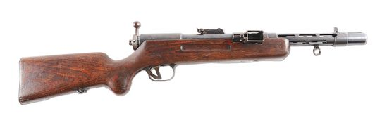 (N) Rare Highly Sought German WW2 Bergmann MP35/I Machine Gun (CURIO & RELIC)