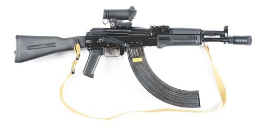 """(N) Extremely Fine Condition ITM Arms Co """"Peter Fleis"""" Converted MK-99 Semi-Automatic Short Barreled"""