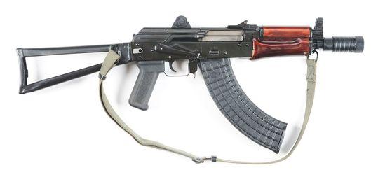 "(N) Apparently Unfired ITM Arma Co ""Peter Fleis"" Converted MK-99 (AK-47 Look Alike) Semi-Automatic S"
