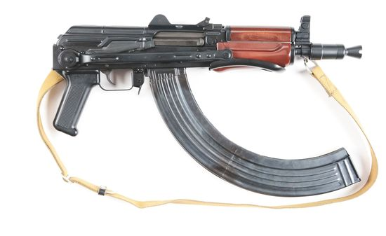 """(N) Very Short and Compact ITM Arms Co """"Peter Fleis"""" Converted MK-99 (*AK-47 Look Alike) Semi-Automa"""