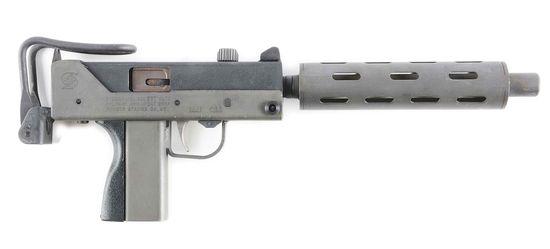 (N) Very Desirable and Handy RPB Industries Ingram Military Armament Corp M-11 .380 Machine Gun (FUL